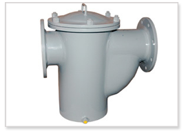 Pot Type Strainer