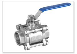 Stainless Steel Ball Valve (316 CF8M) & (304 CF8)