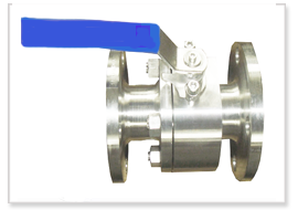 CS Cast Steel Ball Valve