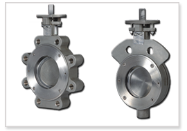 Wafer & Lug Type High Performance Butterfly Valve